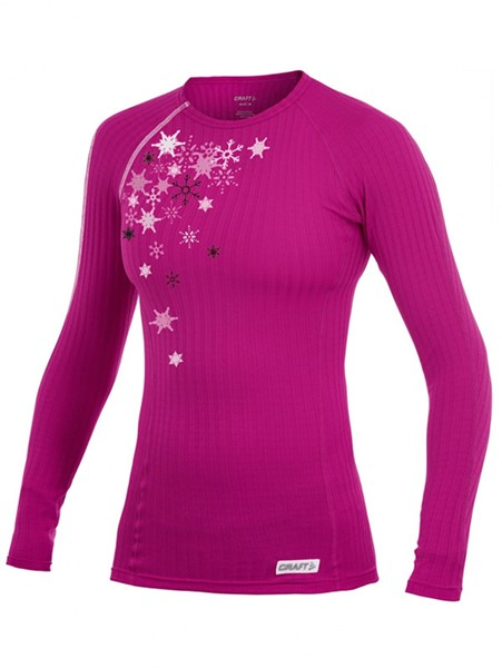 Bild von Craft Be Active Roundneck Damen Pink